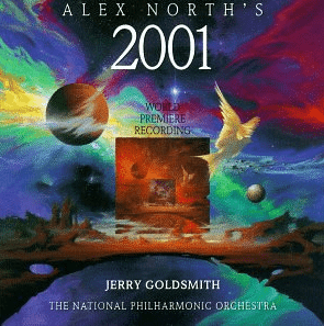 Alex North 2001 Soundtrack
